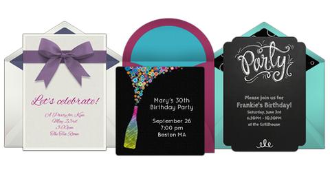 Free WWE Online Invitations – John Cena Birthday Cards