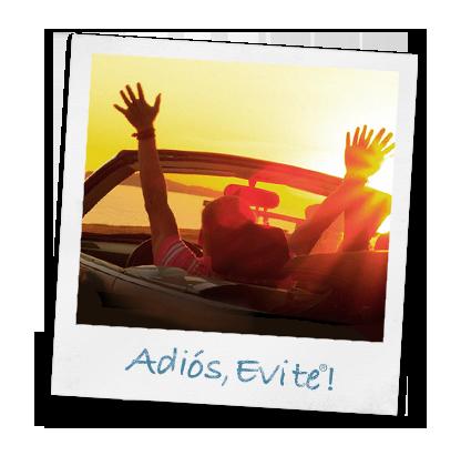 Adios Evite!