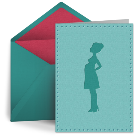 Pregnancy Announcement – Free Baby Announcement