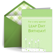 Free Leap Day eCards Leap Day Cards Greetings Cards February 29