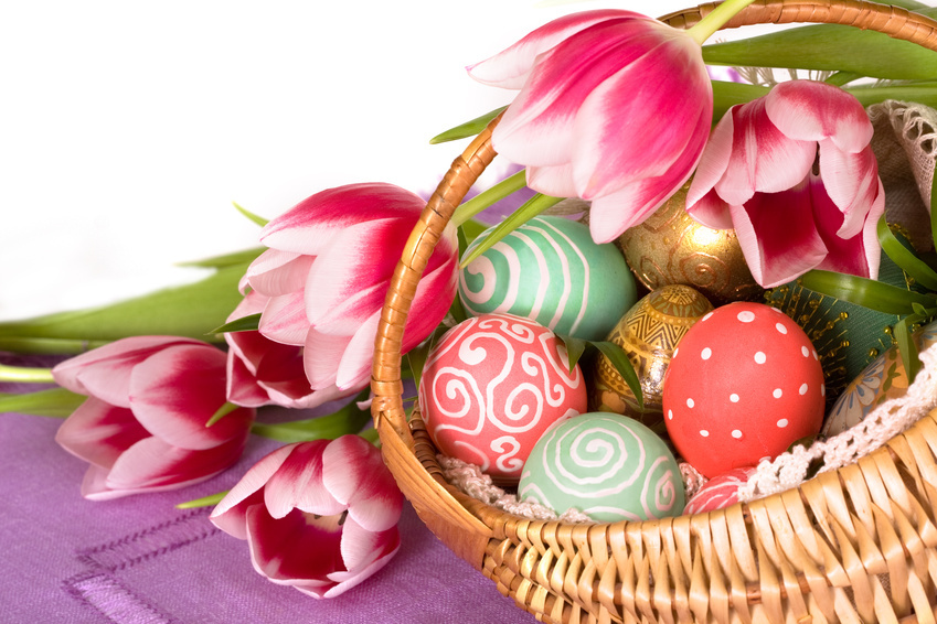 Easter basket ideas for kids and adults negle Images