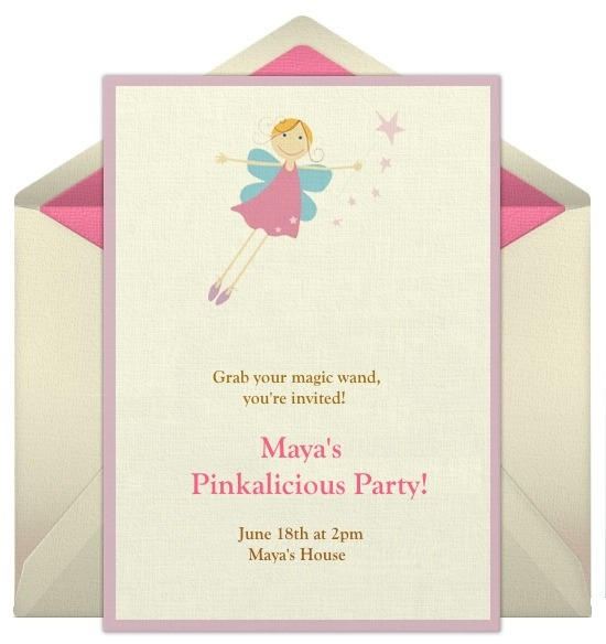Pinkalicious Birthday Party Pinkalicious Party Ideas – Pinkalicious Party Invitations