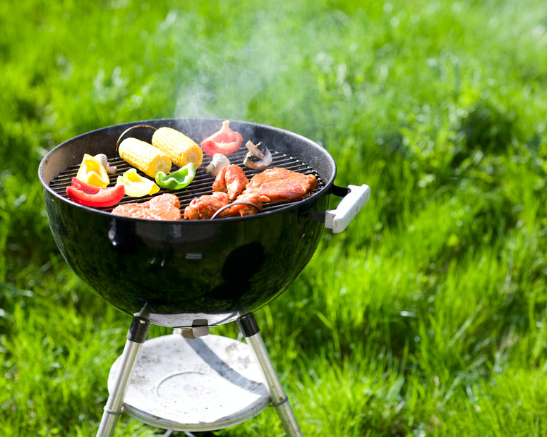 kickoff summer with a memorial day cookout