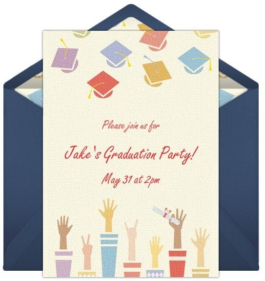 Environmentally Friendly Graduation Party Planning