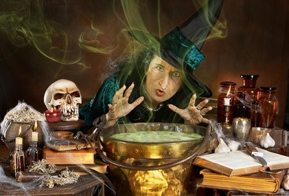 five ways to use a witchs cauldron