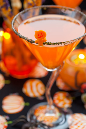spooky halloween punch recipes - Halloween Party Punch Alcohol