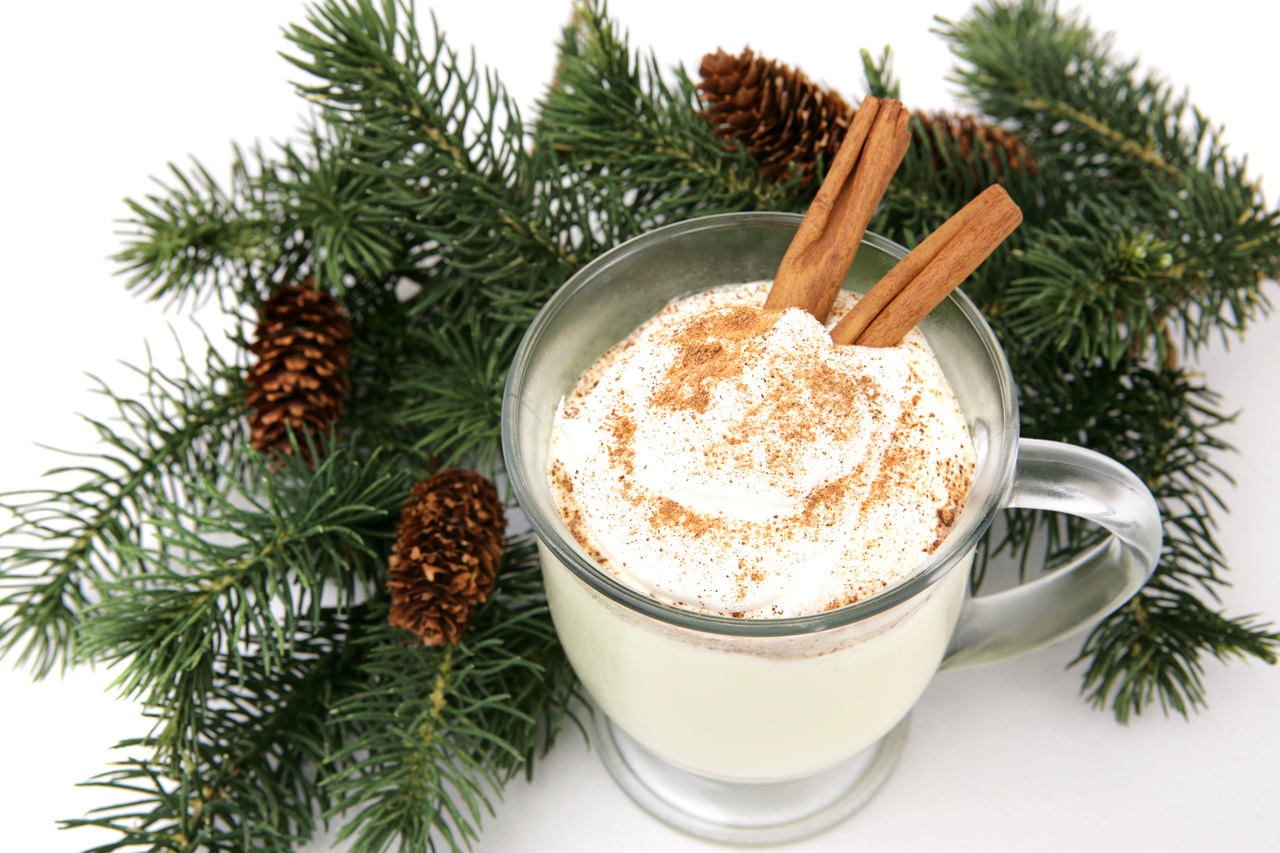 Spiced Eggnog Recipe