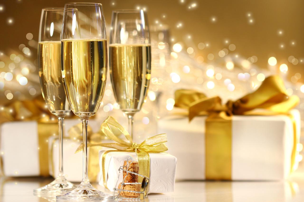 Decorations De Table Pour Reveillon Du Nouvel An