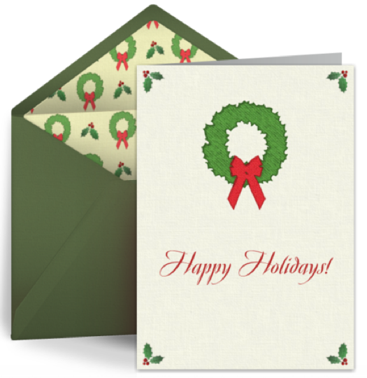 Top 10 reasons to send a holiday ecard m4hsunfo Images