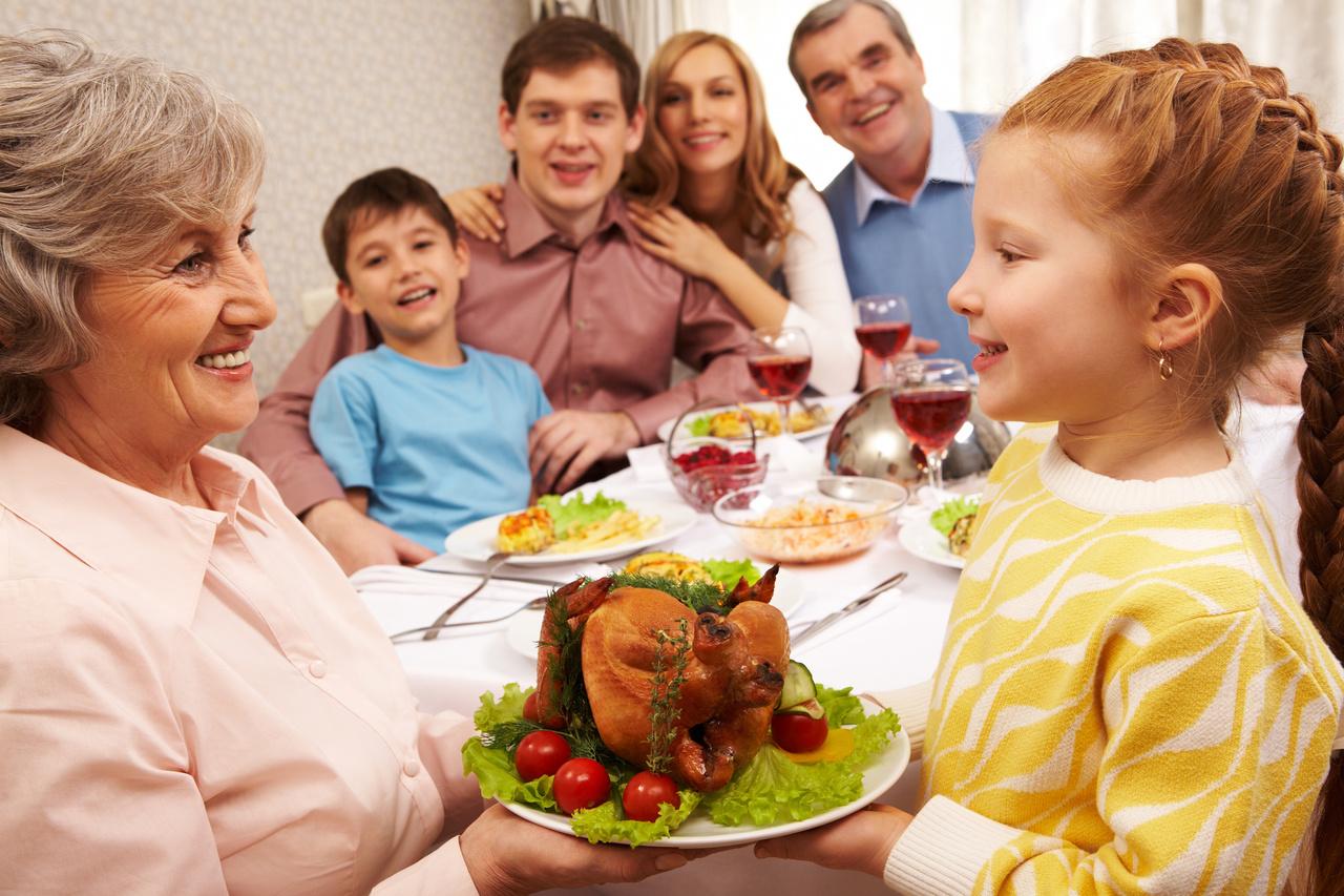 Kids Thanksgiving Recipes