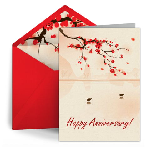 elegant free ecards for anniversaries