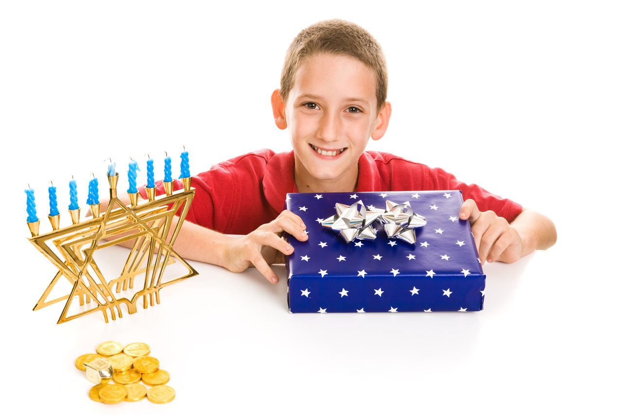 Hanukkah Gifts for Kids