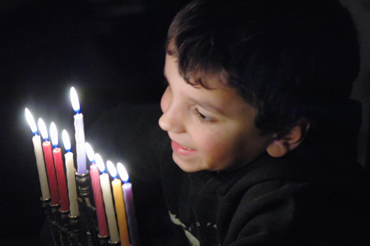 5 Hanukkah Traditions