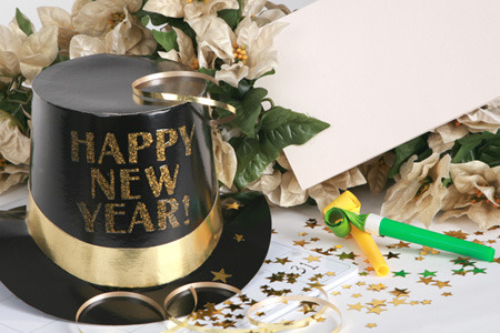 Diy new years hats solutioingenieria Image collections