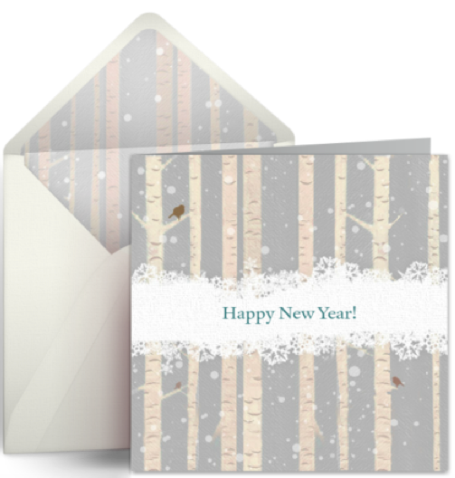 New Year\'s Resolution #1: Send New Year\'s eCards