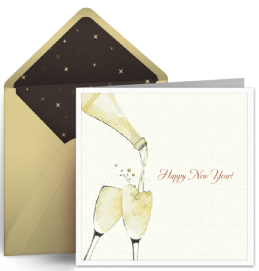 send free happy new year cards to grandparents siblings friends or coworkers there are designs for everyone