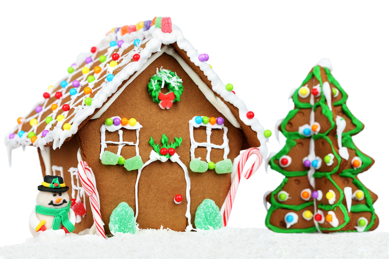 Host A Gingerbread Party