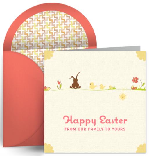 Beautiful Card E Easter Free 57