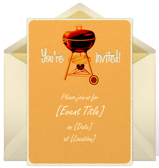 Family Gathering Invitations with adorable invitations design
