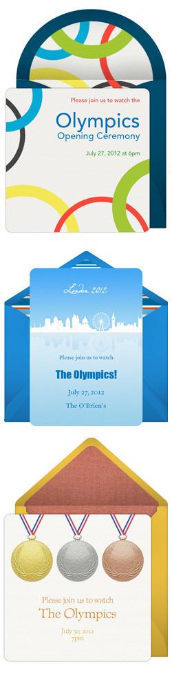 Free olympics invitations stopboris Choice Image