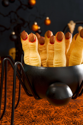 Halloween Finger Foods