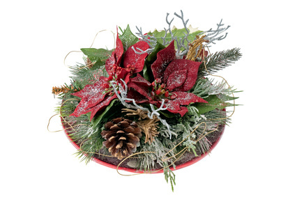 Holiday Dinner Centerpiece Ideas