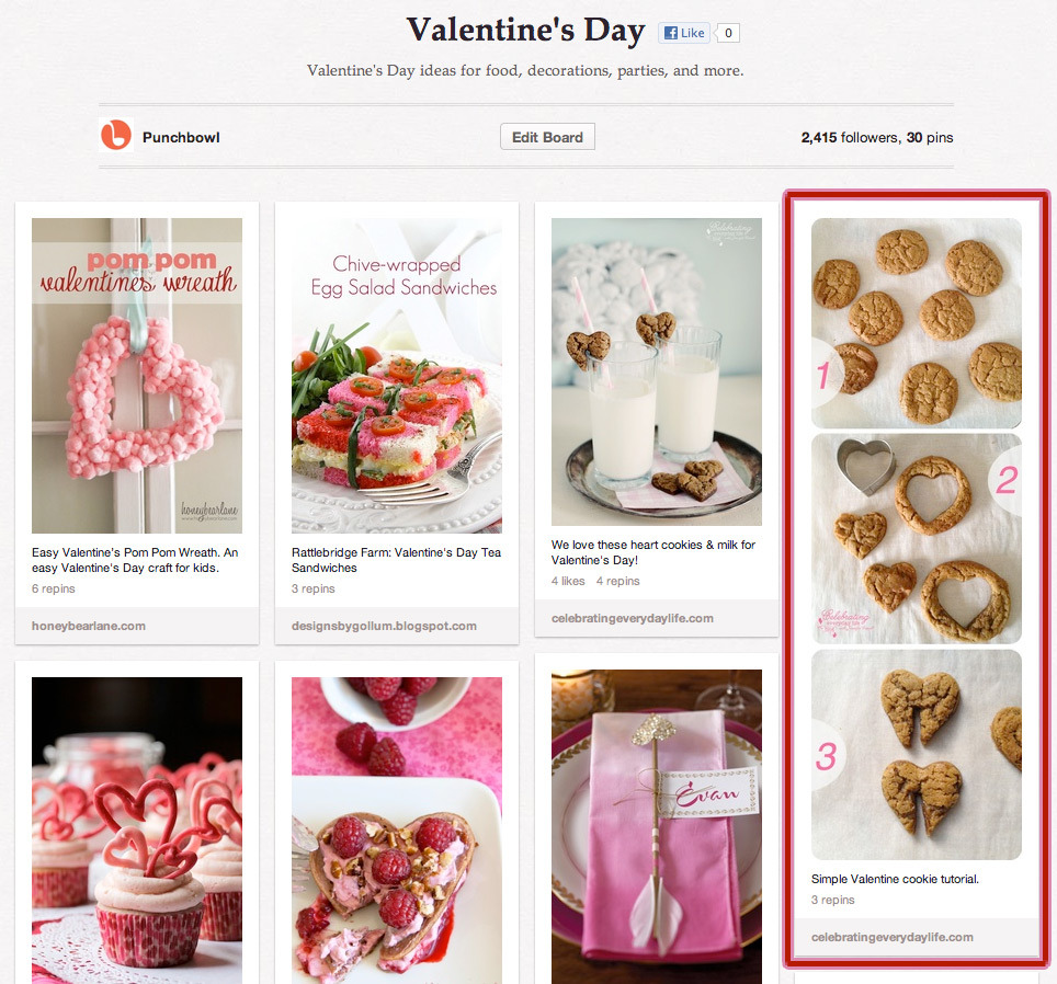 pinterest long pin valentine's day