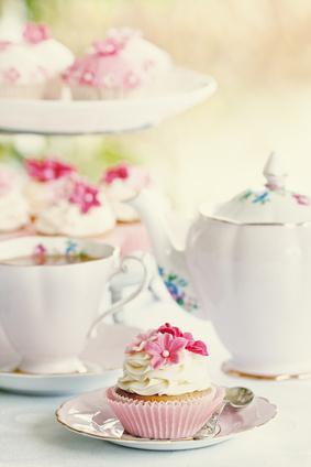 Spring Tea Party Ideas