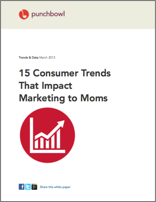 new white paper consumer trends
