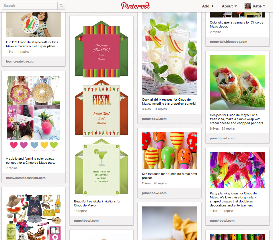 ecommerce strategy for pinterest