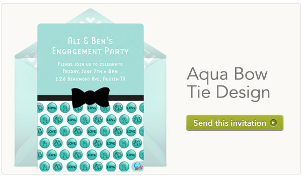 Host a Personalized Engagement Party – Personalized Engagement Party Invitations