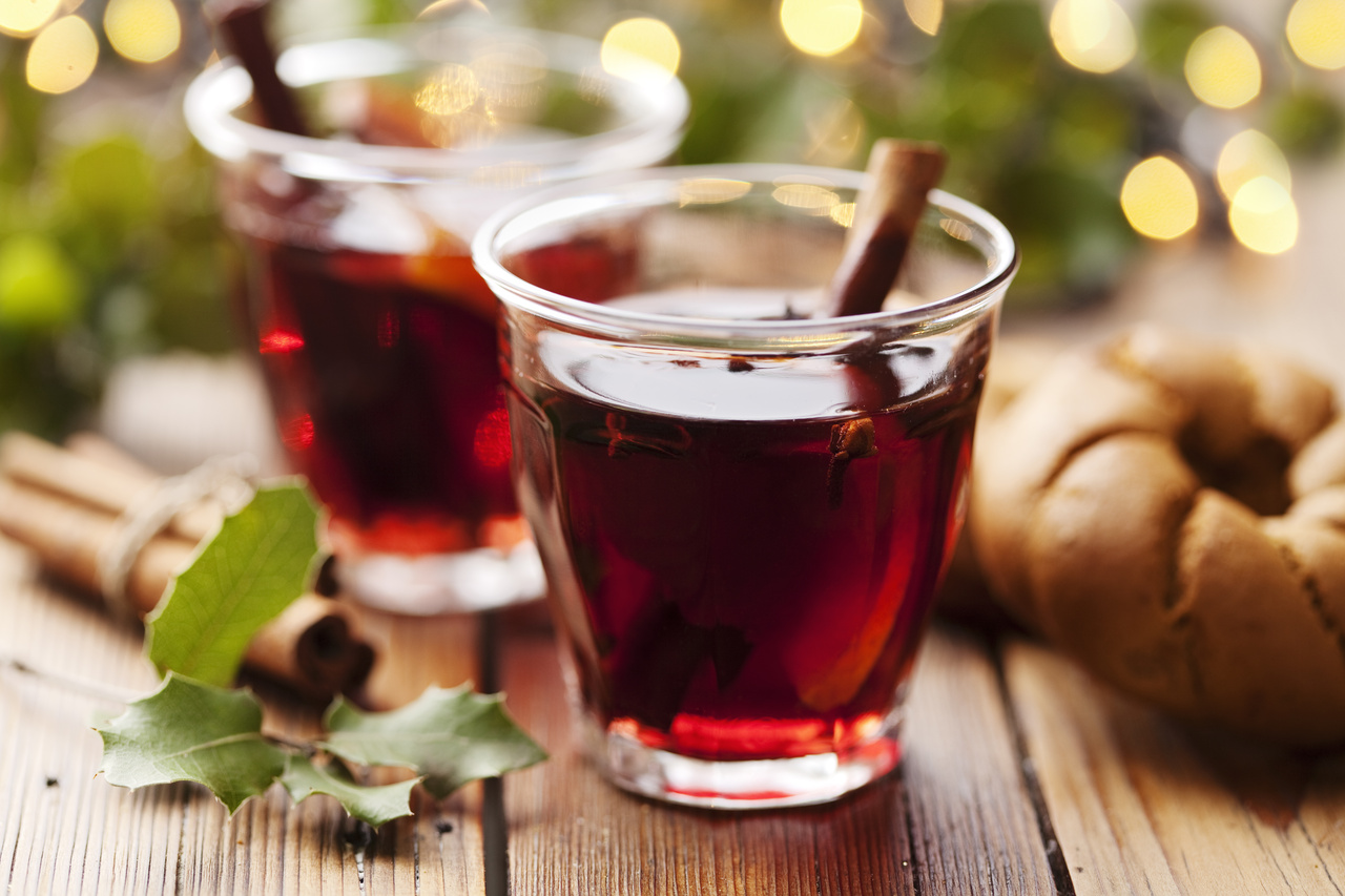 easy mulled wine recipe winter cocktail