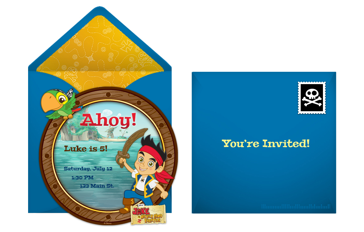 Plan a Swashbuckling Jake and the Never Land Pirates Birthday Party