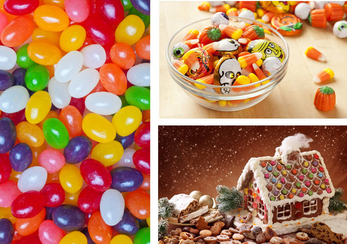 holiday candy celebrations