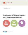 The Impact of Digital Invites on Kids Birthday Venues