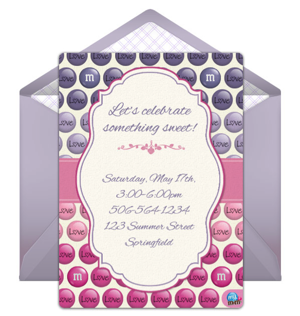 free online bridal shower invitation invite digital