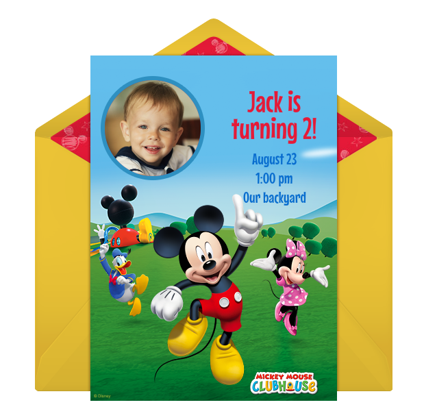 Plan a Delightful Mickey Mouse Clubhouse Birthday Party