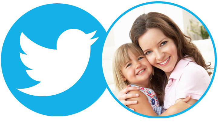 moms and twitter marketing