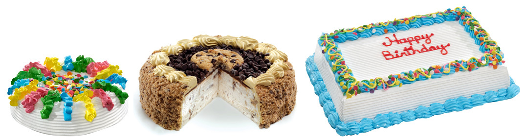 What Size Ice Cream Cake Is Right For Your Birthday Party