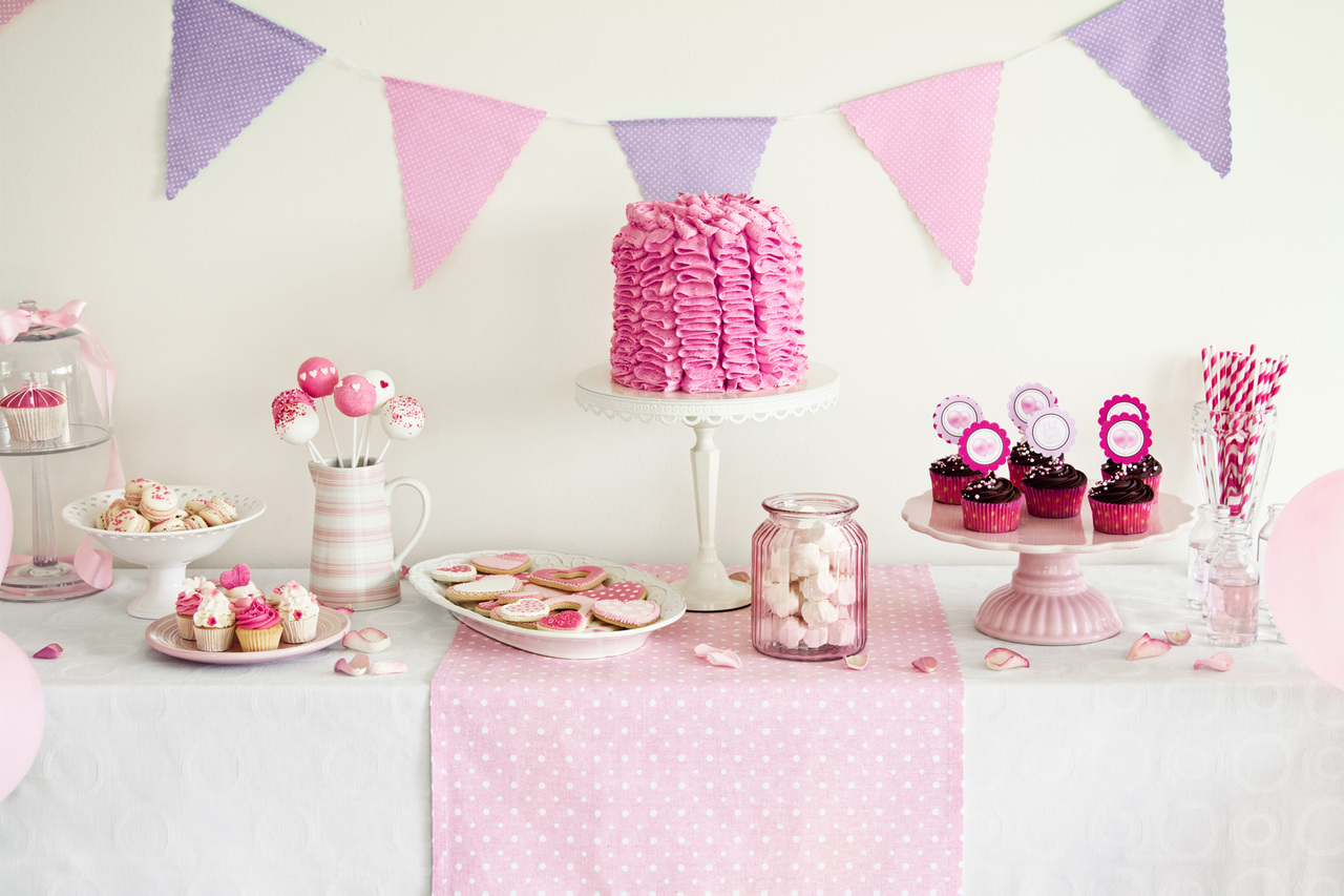Watch How to Create a Dessert Table video