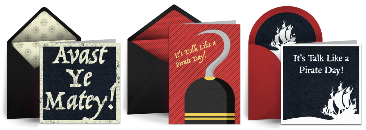 free ecards for talk like a pirate day