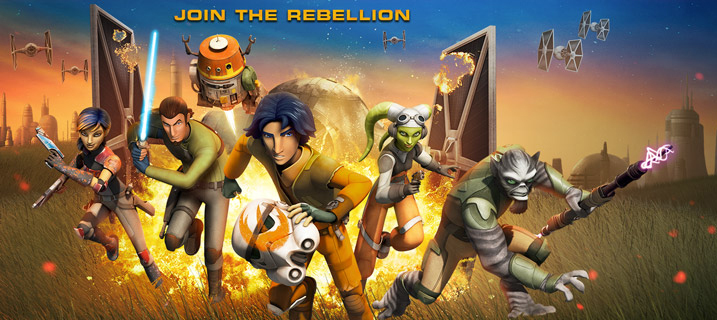 Plan A Star Wars Rebels Viewing Party