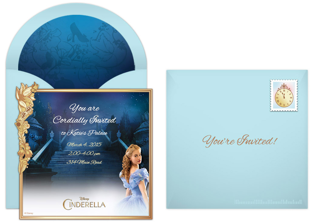 Plan a Fairytale Cinderella Birthday Party