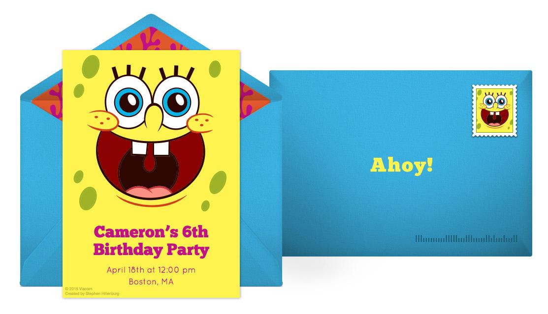 Spongebob party ideas solutioingenieria Gallery