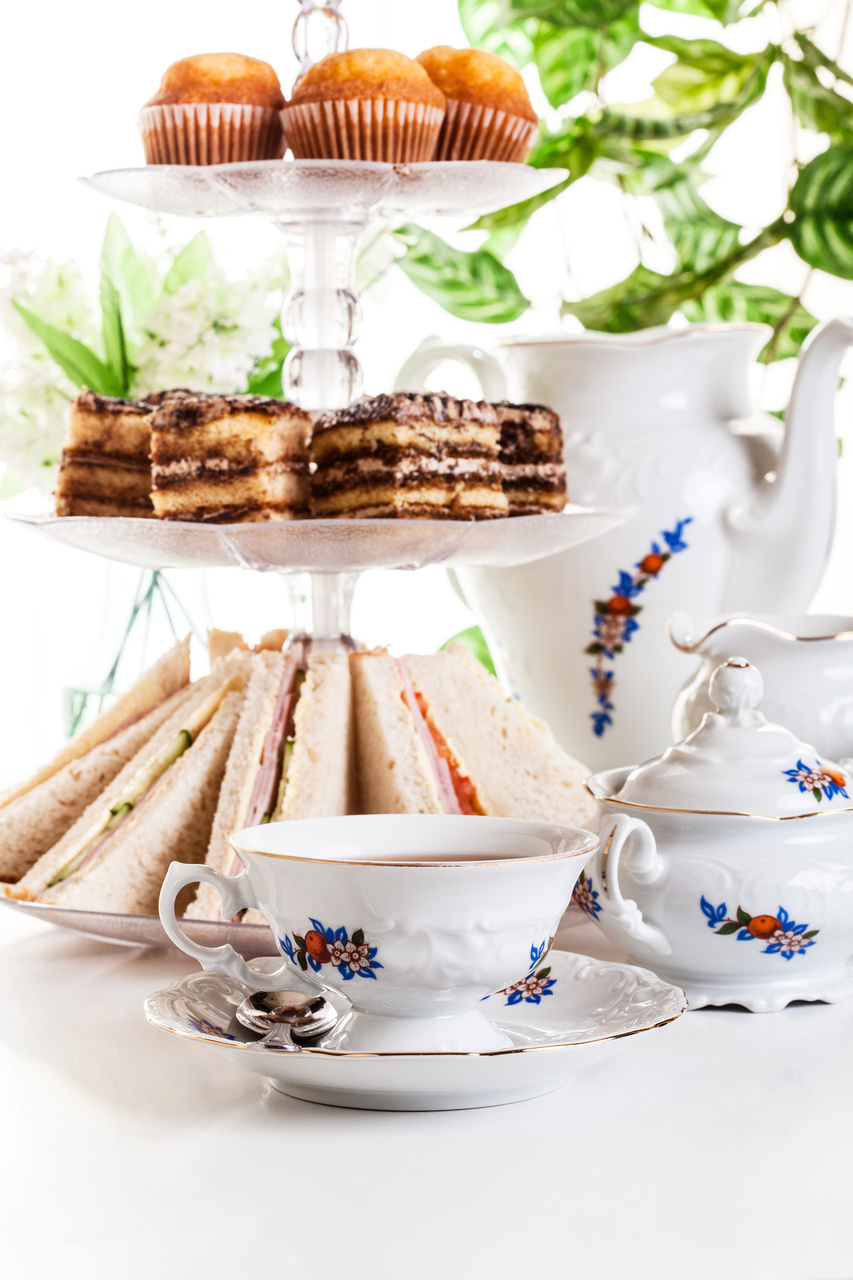 Victorian Tea Party Shower