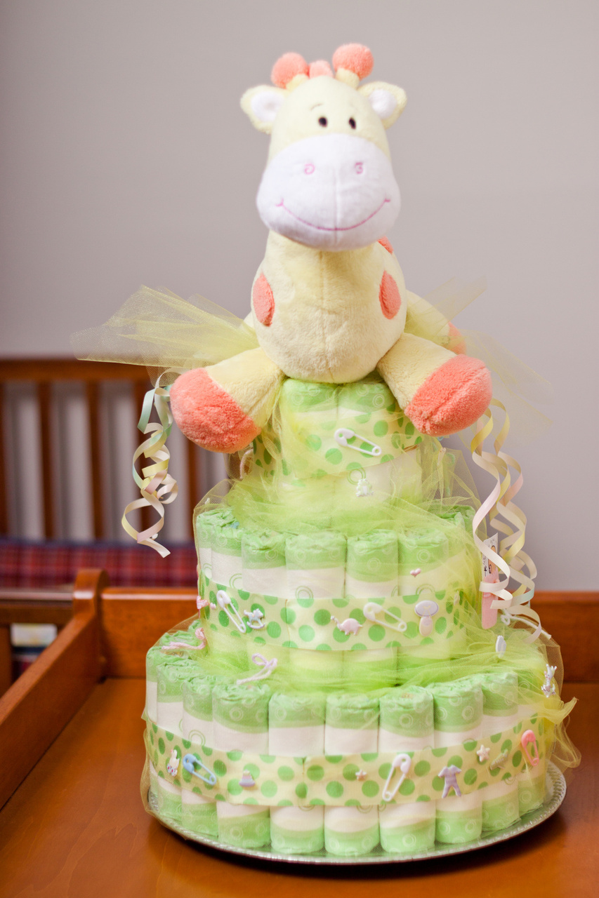 Gender Neutral Baby Shower Ideas