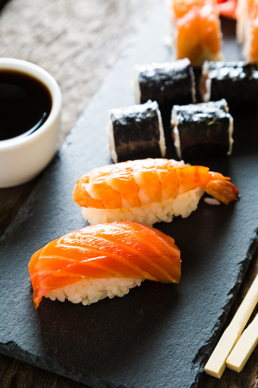 Sushi Dinner Party Ideas Part - 20: How To Host A Sushi Party