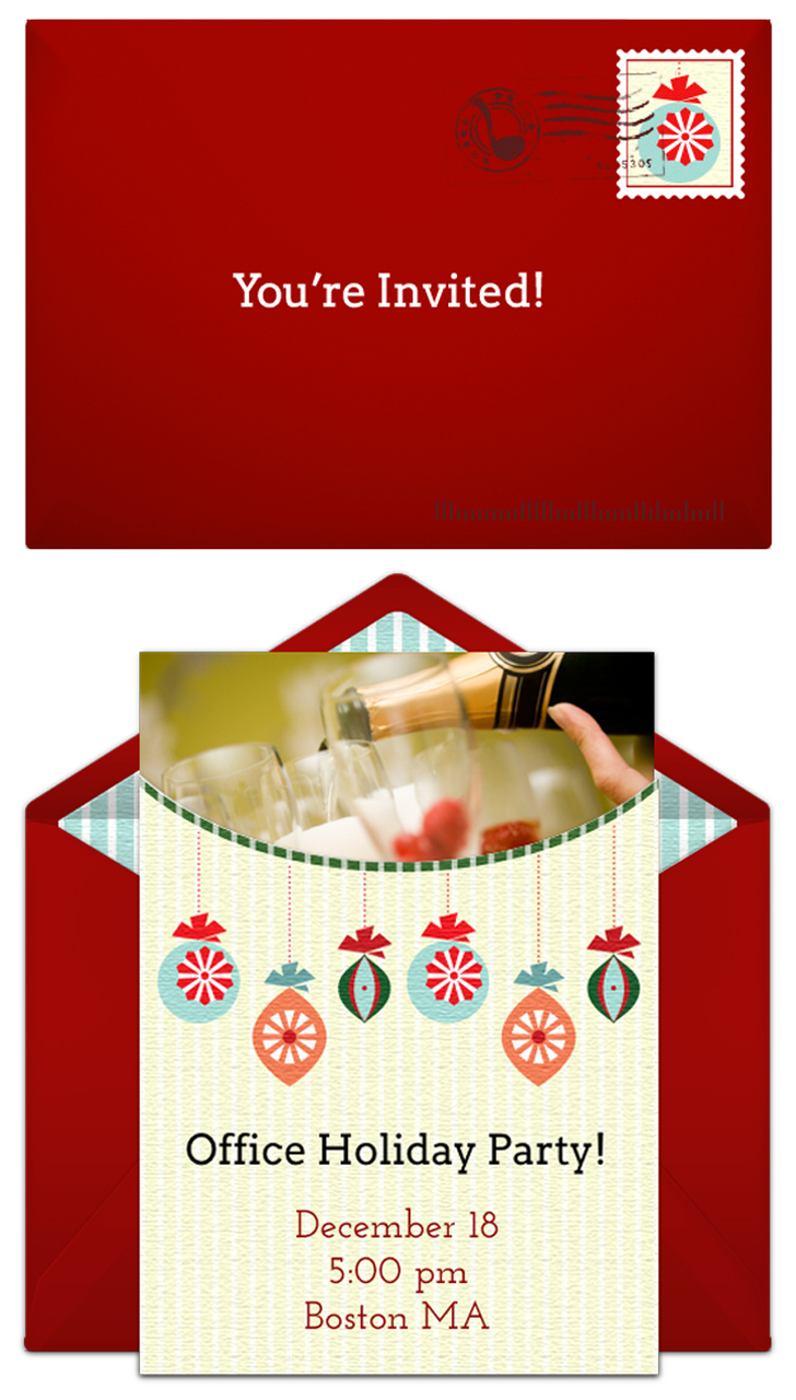 corporate holiday party themes christmas party invitations