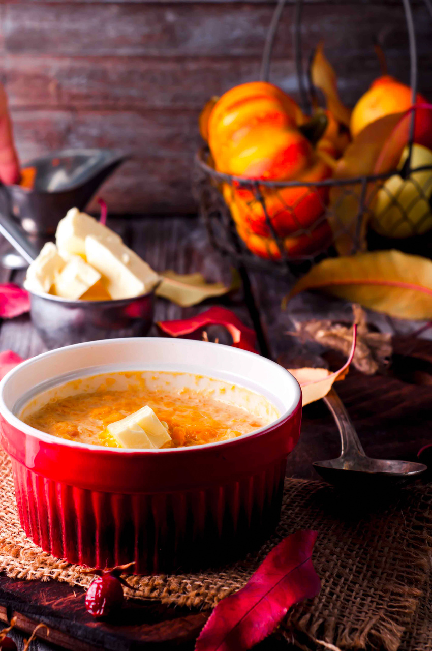 Easy Quinoa Pumpkin Porridge Recipe