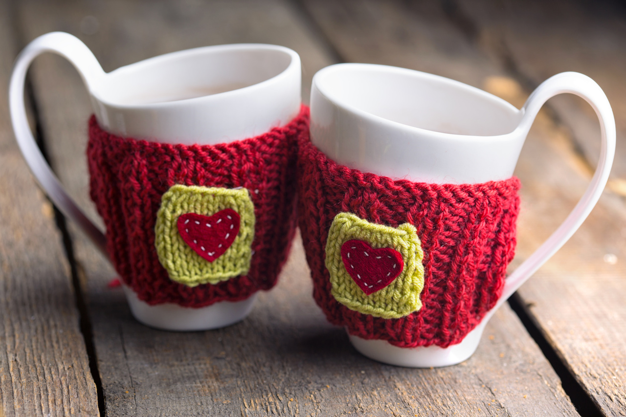 Ugly Sweater party favor idea!